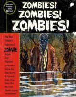 Cover image for Zombies! zombies! zombies!