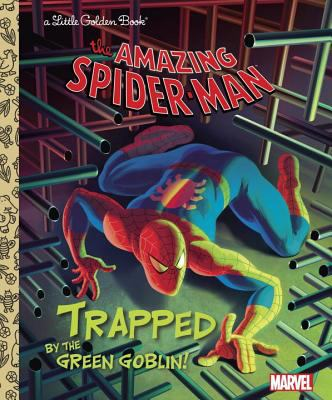 Cover image for Trapped by the Green Goblin!