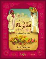 Cover image for The merchant and the thief : a folktale from India
