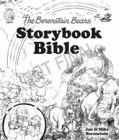 Cover image for The Berenstain Bears storybook Bible