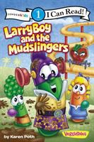 Cover image for LarryBoy and the mudslingers
