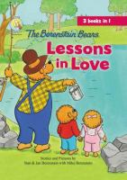Cover image for The Berenstain Bears lessons in love
