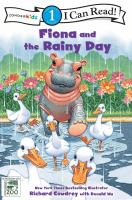 Cover image for Fiona and the rainy day