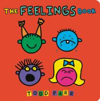 Cover image for The feelings book