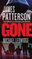 Cover image for Gone [large type]