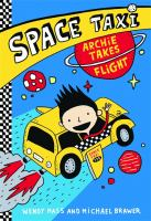Cover image for Archie takes flight