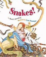 Cover image for Snakes!
