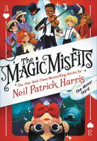 Cover image for The magic misfits : the minor third