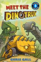 Cover image for Meet the Dinotrux