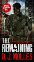 Cover image for The remaining, Book 1