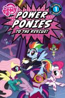 Cover image for Power Ponies to the rescue!