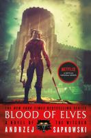 Cover image for Blood of elves