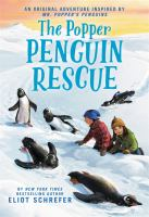 Cover image for The Popper penguin rescue