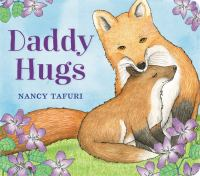 Cover image for Daddy hugs