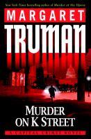 Cover image for Murder on K Street