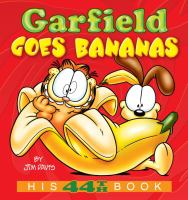 Cover image for Garfield goes bananas