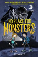 Cover image for No place for monsters
