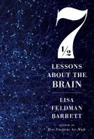 Cover image for Seven and a half lessons about the brain