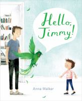 Cover image for Hello, Jimmy!