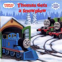 Cover image for Thomas gets a snowplow