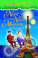 Cover image for Night of the new magicians