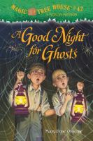 Cover image for A good night for ghosts