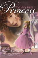 Cover image for The very little princess