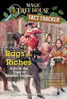 Cover image for Rags and riches : kids in the time of Charles Dickens