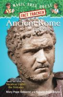 Cover image for Ancient Rome and Pompeii : a nonfiction companion to Vacation under the volcano