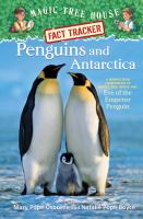 Cover image for Penguins and Antarctica : a nonfiction companion to Eve of the emperor penguins