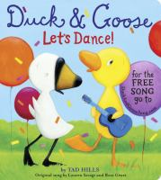 Cover image for Duck & goose, let's dance!