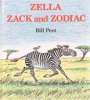 Cover image for Zella, Zack, and Zodiac