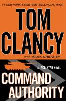 Cover image for Command authority