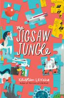 Cover image for The jigsaw jungle