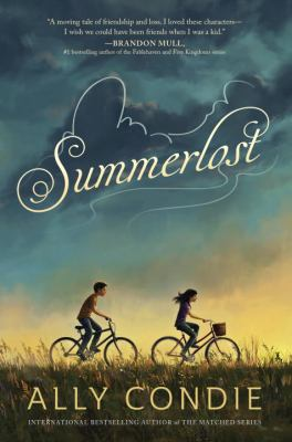 Cover image for Summerlost : a novel
