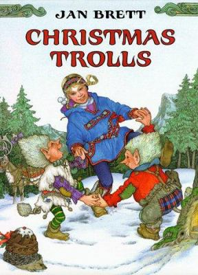 Cover image for Christmas trolls