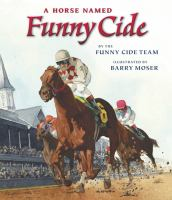 Cover image for A horse named Funny Cide