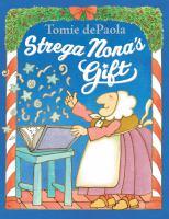Cover image for Strega Nona's gift