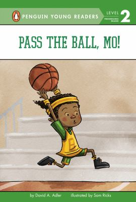 Cover image for Pass the ball, Mo!
