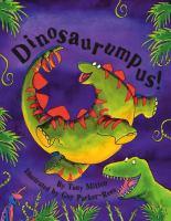 Cover image for Dinosaurumpus