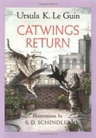 Cover image for Catwings return