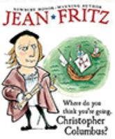 Cover image for Where do you think you're going, Christopher Columbus? [sound recording (book on CD)]