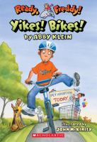 Cover image for Yikes! Bikes!