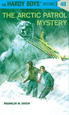 Cover image for The Arctic patrol mystery