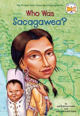 Cover image for Who was Sacagawea?