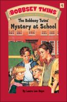 Cover image for The Bobbsey twins' mystery at school