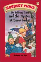 Cover image for The Bobbsey twins and the mystery at Snow Lodge