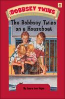 Cover image for The Bobbsey twins on a houseboat