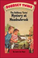 Cover image for The Bobbsey twins' mystery at Meadowbrook