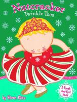 Cover image for Nutcracker twinkle toes